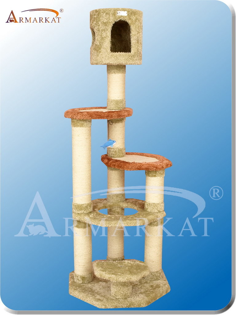 Cat Tree Store X6606 Cat Tree/Cat Tower/Cat Condo