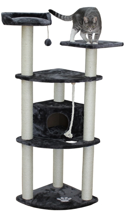 Cat Tree Store Toronto Grey Cat Condo/Cat Tower/Cat Tree